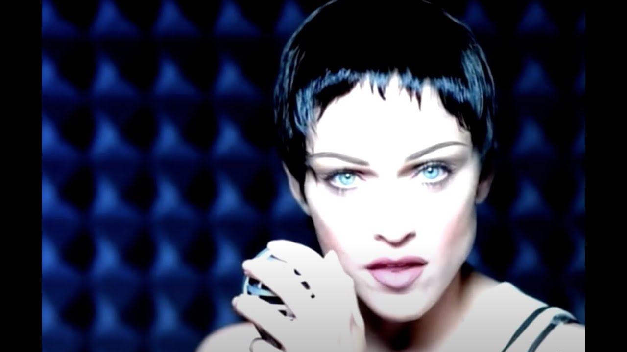 Madonna Rain Official Music Video Youtube