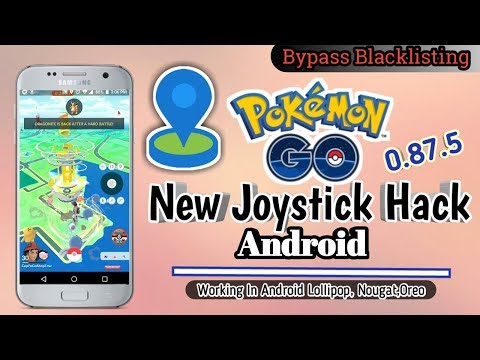 Best New Pokemon Go Spoofing Joystick Hack 2018 Works In All Android Devices