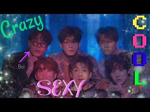 Astro - Crazy Sexy Cool ft. their legs (what you didn't notice/fangirl editions)