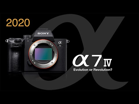 2020 - Sony Alpha Imaging Developments - Where to from here?