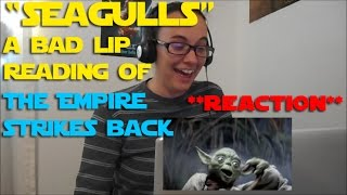 "3-24-17: Delayed Reaction- ""Seagulls"" a Bad Lip Reading of Empire Strikes Back"