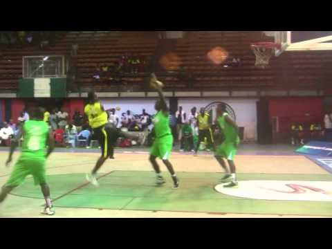 3x3 GAME FIBA AFRICA ZONE 3 -LAGOS