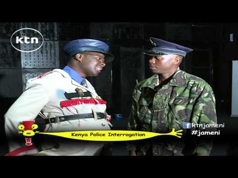 "Jameni - ""A wrong police officer appears at a wrong time"" - Episode 7"