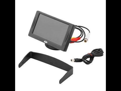 TFT LCD MONITOR 4.3