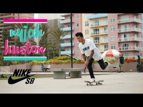 """nyjah-huston-nike-sb-""""the-one-and-only""""-2017"""
