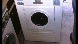 Bendix Automatic Home Washer Model D (complete wash cycle)