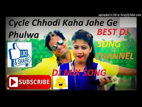 Cycle chori chori kahan Jayenge phulawa kahan Jayenge | PURULIA DJ SONG 2018 | BEST TOP PURULIA DJ