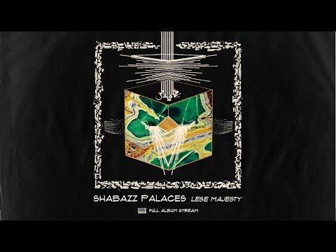 Shabazz Palaces - Lese Majesty [FULL ALBUM STREAM]