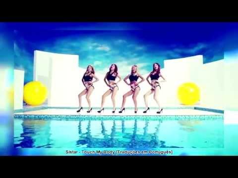 Teaser Sistar - Touch My Body