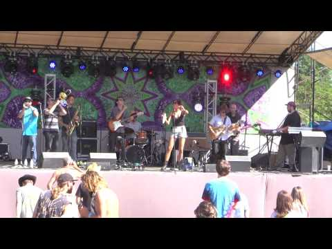 West End Blend at Wormtown 2016 09 16