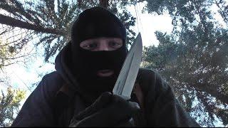 Правильные ответы ментам, если приняли с ножом