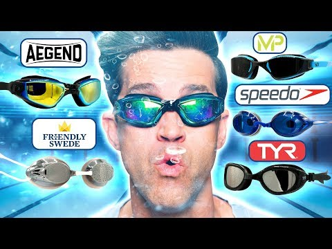 Which Swim Goggles Are The Best? (TEST)