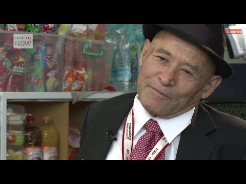 Mexico's Colourful Candy Seller - HSBC NOW