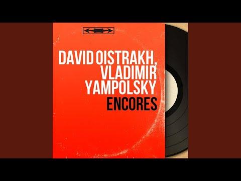 6 Piano Pieces, Op. 7: No. 1, Liebeslied (Arranged By Jaroslav Kocian)