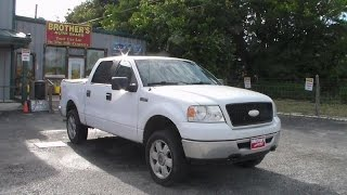 2006 Ford F150 XLT Review