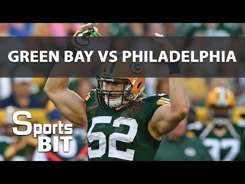 Sports BIT | Green Bay vs Philadelphia | NFL Picks