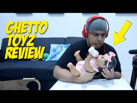 GHETTO TOY REVIEWZ [#08] LUVABELLA DOLL
