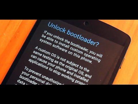 How To Unlock Bootloader In Asus Zenfone 2 Laser