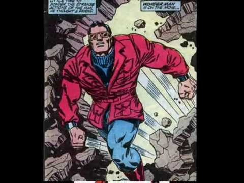 Wonder Man Tribute