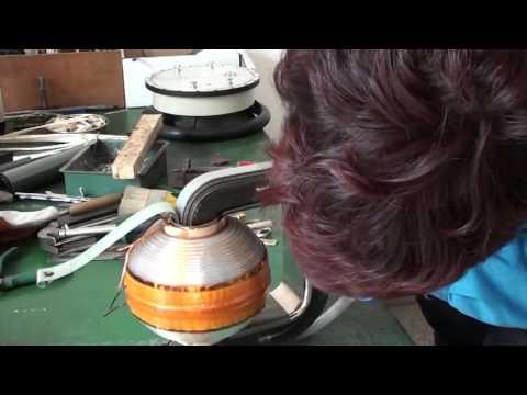Step 2 Disassemble HV Coil & Step 3 Assemble HV Coil