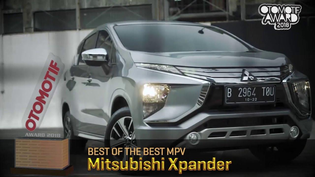 Mitsubishi Xpander Buktikan Performa Dengan Terpilih Jadi Mobil