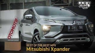 Mitsubishi Xpander Buktikan Performa dengan Terpilih Jadi Mobil Terbaik 2018