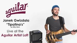 """Janek Gwizdala """"Tipatina's"""" Live at Aguilar"""