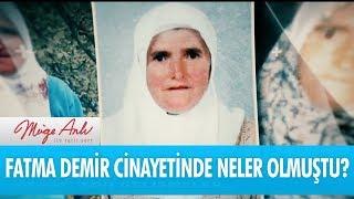 Gambar cover Fatma Demir cinayetinde neler olmuştu?- Müge Anlı ile Tatlı Sert 13 Eylül 2017 HD