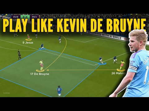 Download How To Boss the Midfield - Full Analysis Of Kevin De Bruyne