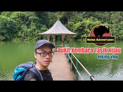 [ Hiking Vlog ] Bukit Kembara Green Lake Hiking   安邦 Bukit Kembara 绿湖 登山全程路线 打卡点分享