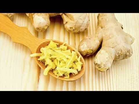 Effective Treatment For Gas Problem And Indigestion Is Ginger Natural Remedy For Gas