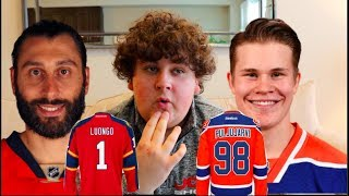 COUNTING FROM 1 TO 98 USING CURRENT NHL PLAYERS JERSEY NUMBERS