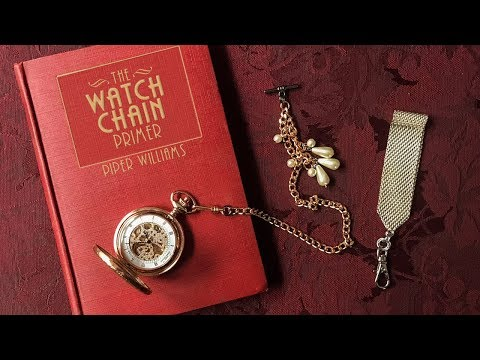 My1928 - Pocket Watch Chain Styles & How To Wear Them - The Watch Chain Primer