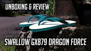 SWALLOW GX879 DRAGON FORCE UNBOXING REVIEW
