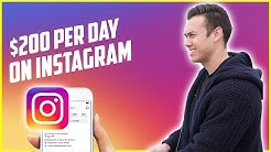 How To Make $200 Per Day INSTAGRAM AFFILIATE MARKETING Anyone Can Do This