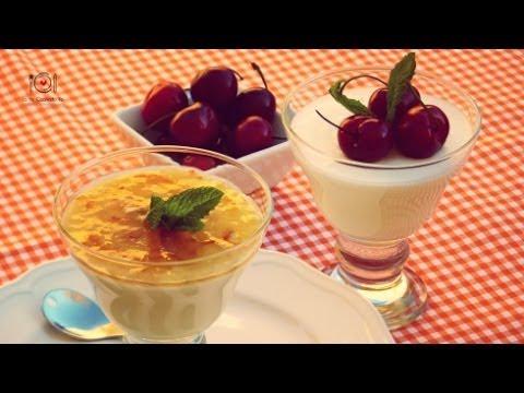 C mo hacer mousse de yogur lhcy youtube - Como hacer mousse de yogurt ...