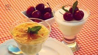 Cómo hacer Mousse de Yogur | LHCY
