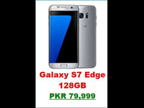 Samsung Mobile Prices in Pakistan-Galaxy Note 7,Galaxy Note Edge,Galaxy S7 Edge,Galaxy S6 Edge,