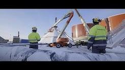 Raumaster Laanila multifuel power plant teaser