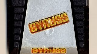 Classic Game Room - GYRUSS review for Atari 2600