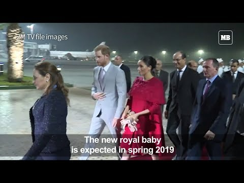 """Royal expert: Harry and Meghan's baby will be """"significant"""""""