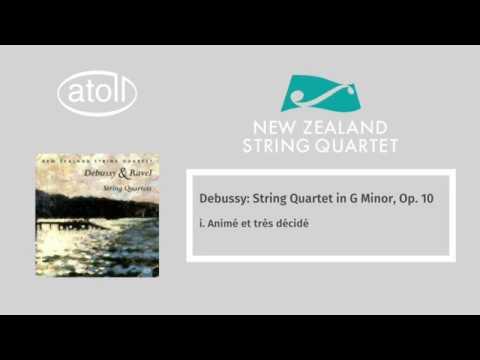 Debussy: String Quartet in G minor