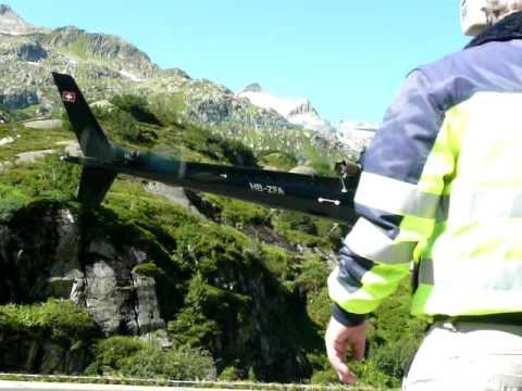 Swiss Helicopter Club Event 09 Steingletscher