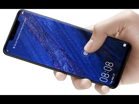 Huawei Mate 20 Pro Launched, High-End Specs, Price and Release Date