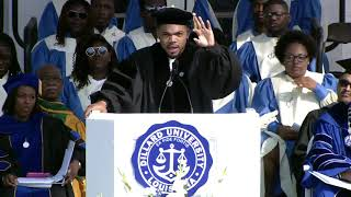 chance the rappers dillard commencement speech
