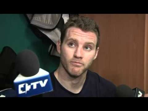 Sport Chek Player from Practice Cody Franson - 04/09/2014