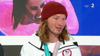 JO 2018 : Ski acrobatique - Half-pipe / Wise sur Kevin Rolland