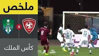 الأهلي يحجز مقعده في نهائي كأس خادم الحرمين
