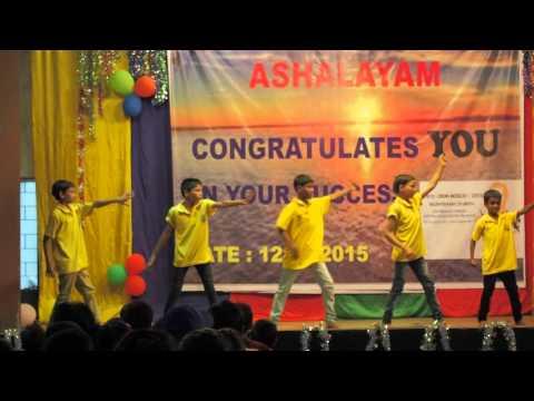 Asha Bosco-Bhavan & Nayan - Madhyamik Celebration 2015
