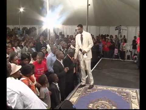 Miracle Night South Africa - Apostle I. Bethel Gwarimbo